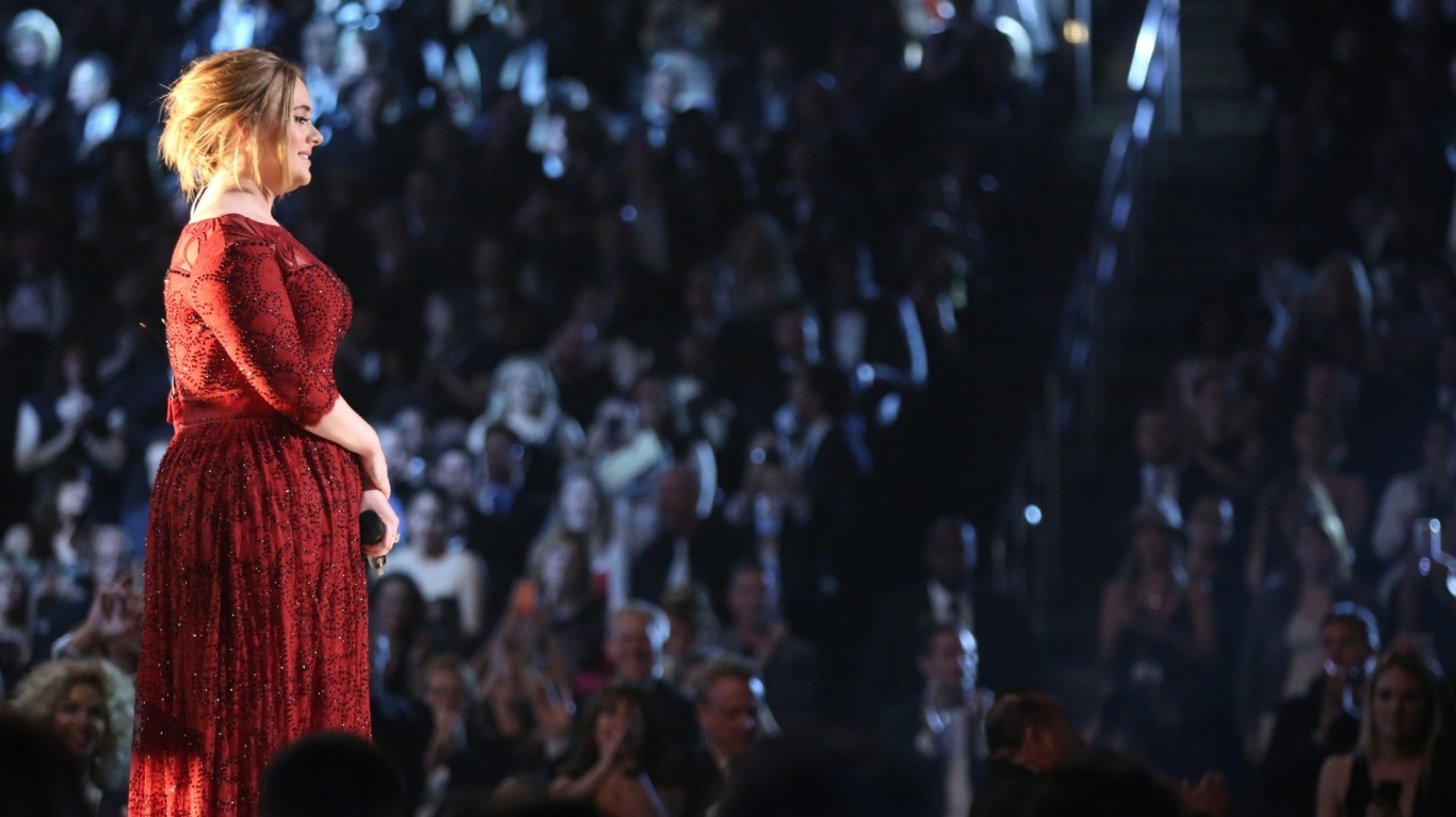 Adele's highly-anticipated Grammy performance ruined by technical glitches