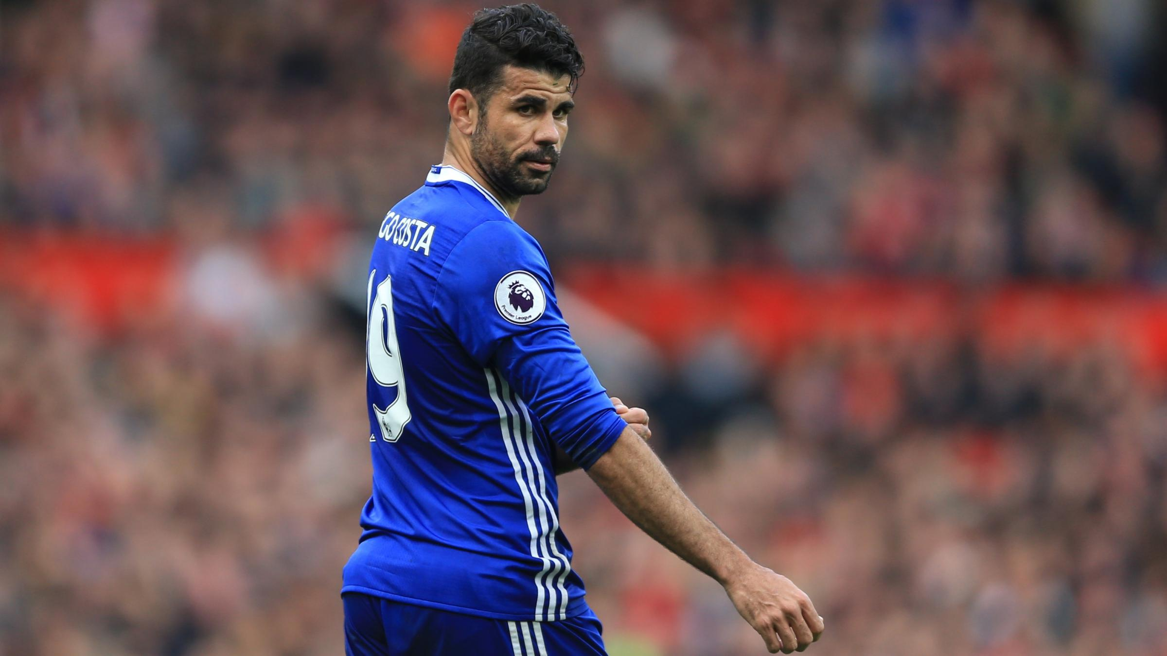 Chelsea no longer require my services - Costa