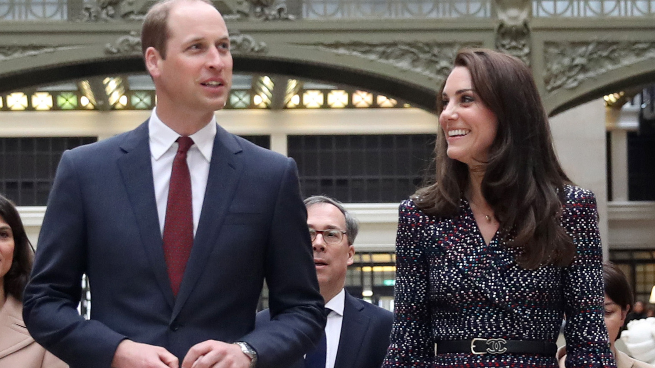 Britain's Prince William and Kate to Visit Poland, Germany